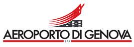 Resultado de imagen para Aeroporto di genova logo
