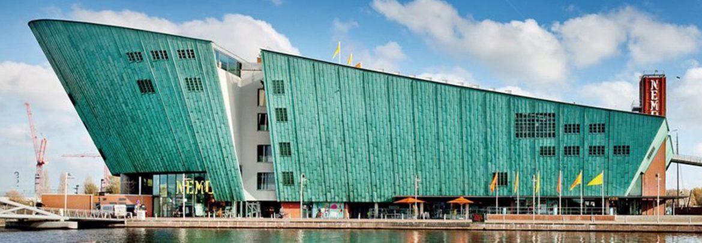 Il museo Nemo di Amsterdam